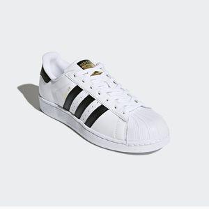 d93e95513 adidas Shoes - NEW Adidas Superstar Cloud White